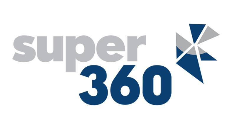 Super 360 logo